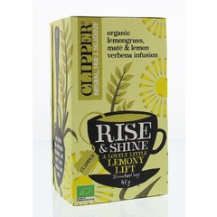 Clipper Rise and Shine (20 zakjes)