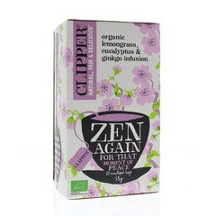 Clipper Zen again (20 zakjes)