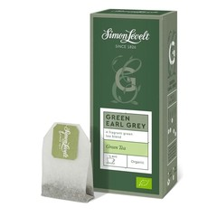 Simon Levelt Green earl grey (20 zakjes)