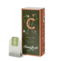 Simon Levelt Herbal chai (20 zakjes)