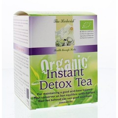 Herborist Organic instant detox tea (100 gram)