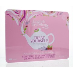 English Tea Shop Cadeaublik treat yourself 36 zakjes (1 stuks)