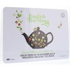 English Tea Shop Cadeaublik premium 36 zakjes (1 stuks)