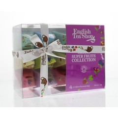 English Tea Shop Organic super fruits collection (12 stuks)