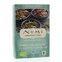 Numis collection (18 zakjes)