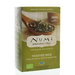 Numi Toasted rice (18 zakjes)