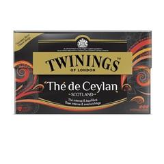 Twinings Ceylan Scotland (20 stuks)