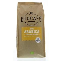Biocafe Koffiebonen arabica (1 kilogram)