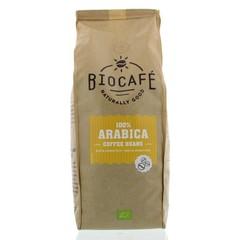 Biocafe Koffiebonen arabica (500 gram)