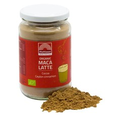 Mattisson Latte maca cacao - ceylon kaneel bio (160 gram)