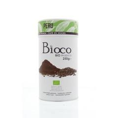 Bioco Peru koffiebonen (250 gram)