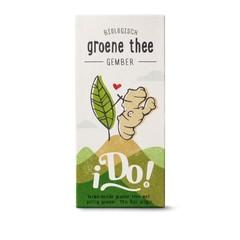 I Do Groene thee gember (20 stuks)