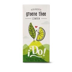 I Do Groene thee limoen (20 stuks)