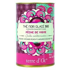 Terre Doc IJsthee perzik mediterraans (100 gram)