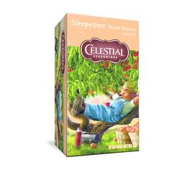 Celestial Season Sleepytime peach herb tea (20 zakjes)