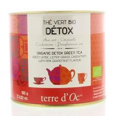 Terre Doc Groene thee / detox (100 gram)
