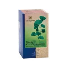 Sonnentor Ginkgo concentratie thee bio (20 zakjes)