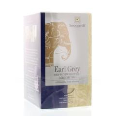 Sonnentor Earl grey thee bio (18 zakjes)