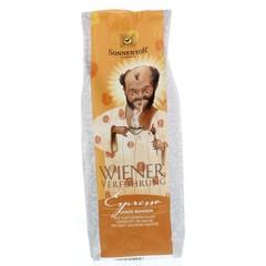 Sonnentor Espresso koffiebonen Weense verleiding bio (500 gram)