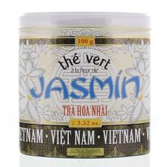 Terre Doc Thee jasmine green Vietnam (100 gram)