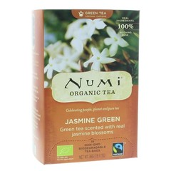 Numi Green tea monkey king jasmine (18 zakjes)