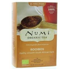 Numi Kruidenthee earthy smooth rooibos (18 zakjes)