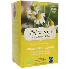 Numi Kruidenthee chamomile lemon (18 zakjes)