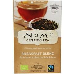 Numi Breakfast blend (18 zakjes)