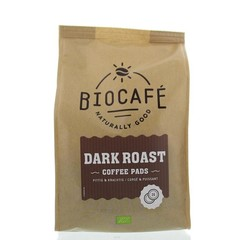 Biocafe Coffee pads dark roast (36 stuks)
