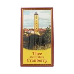 Terschellinger Terschelling cranberry thee (20 zakjes)