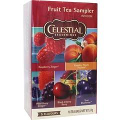 Celestial Season Fruit sampler herb tea (18 zakjes)