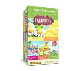 Celestial Season Herb sampler tea (18 zakjes)