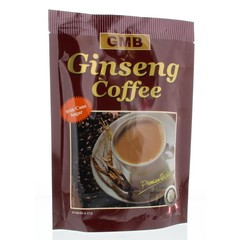 GMB Ginseng coffee/rietsuiker (10 sachets)