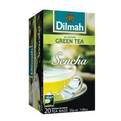 Dilmah All natural green tea sencha (20 zakjes)