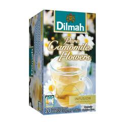 Dilmah Pure chamomille flowers (20 zakjes)