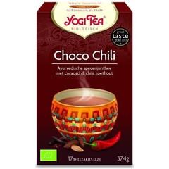 Yogi Tea Choco chili (17 zakjes)