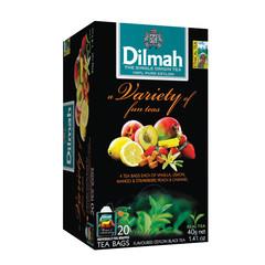 Dilmah Variety of fruit tea (20 zakjes)