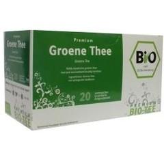 Bio Friends Groene thee bio (20 zakjes)