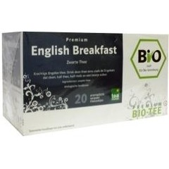 Bio Friends English breakfast bio (20 zakjes)