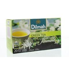 Dilmah Jasmine green (20 zakjes)