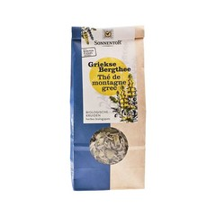 Sonnentor Griekse berg thee los bio (40 gram)