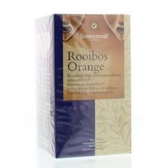 Sonnentor Rooibos en sinaasappel thee bio (20 zakjes)