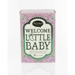 Nat Temptation Welcome little baby thee bio (18 zakjes)