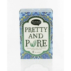 Nat Temptation Pretty and pure thee bio (18 zakjes)