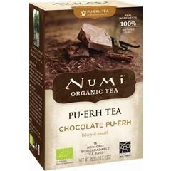 Numi Tea chocolate pu-erh (16 zakjes)