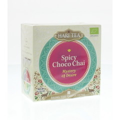 Hari Tea Mystery of desire spicy choco chai (10 stuks)