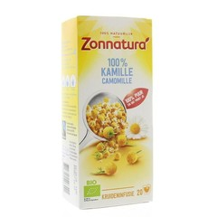 Zonnatura Kamille thee bio (20 zakjes)
