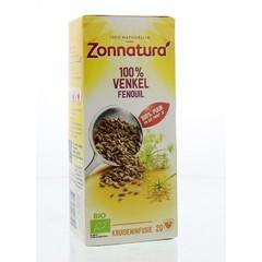 Zonnatura Venkel thee bio (20 zakjes)