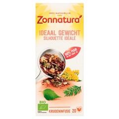 Zonnatura Ideaalgewicht thee bio (20 zakjes)