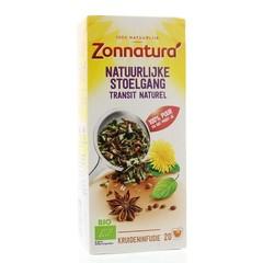 Zonnatura Stoelgang thee bio (20 zakjes)